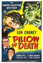 Pillow of Death (1945) 1080p Poster