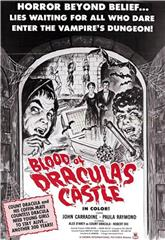 Blood of Dracula's Castle (1969) Poster