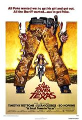 A Small Town in Texas (1976) Poster