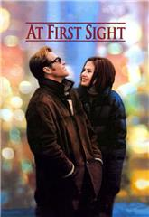 At First Sight (1999) bluray Poster