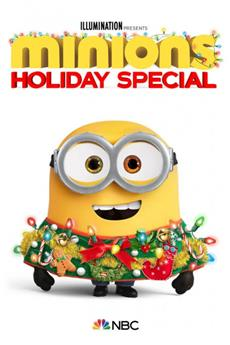 Minions Holiday Special (2020) 1080p Poster