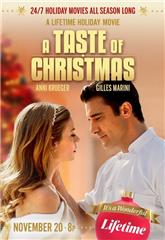 A Taste of Christmas (2020) poster