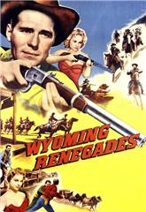 Wyoming Renegades (1955) Poster
