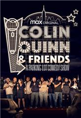Colin Quinn & Friends: A Parking Lot Comedy Show (2020) 1080p Poster