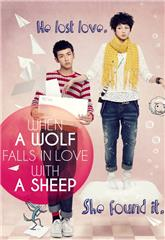 When a Wolf Falls in Love with a Sheep (2012) 1080p Poster