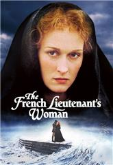 The French Lieutenant's Woman (1981) 1080p bluray Poster