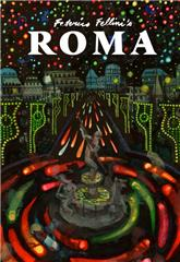 Roma (1972) Poster