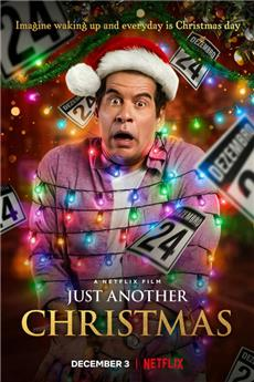 Just Another Christmas (2020) 1080p Poster