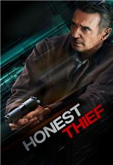 Honest Thief (2020) 1080p Poster