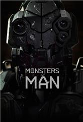 Monsters of Man (2020) bluray Poster