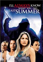 I'll Always Know What You Did Last Summer (2006) web Poster
