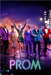The Prom (2020) 1080p Poster