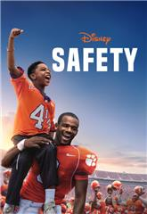 Safety (2020) bluray Poster