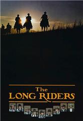 The Long Riders (1980) bluray Poster
