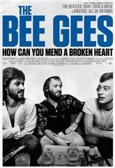 The Bee Gees: How Can You Mend a Broken Heart (2020) bluray Poster