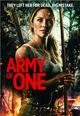 Army of One (2020) Poster
