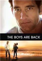 The Boys Are Back (2009) bluray Poster