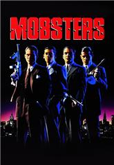 Mobsters (1991) 1080p bluray Poster