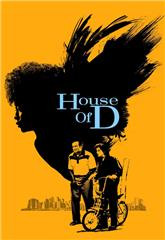 House of D (2004) 1080p web Poster