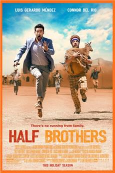 Half Brothers (2020) 1080p Poster