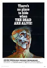 The Dead Are Alive! (1972) Poster