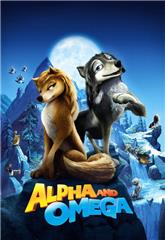 Alpha and Omega (2010) bluray Poster