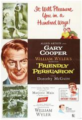 Friendly Persuasion (1956) 1080p Poster