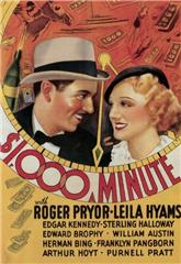 1,000 Dollars a Minute (1935) 1080p Poster