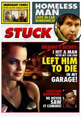 Stuck (2007) bluray Poster