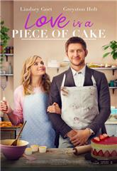 Love is a Piece of Cake (2020) 1080p Poster