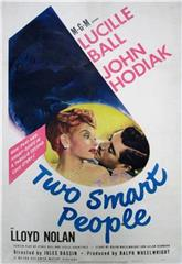 Two Smart People (1946) 1080p Poster