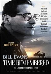 Bill Evans Time Remembered (2015) 1080p Poster