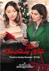 The Christmas Note (2015) 1080p Poster