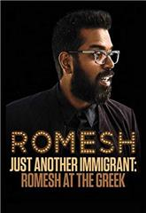 Just Another Immigrant: Romesh at the Greek (2018) 1080p Poster