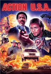 Action U.S.A. (1989) 1080p Poster