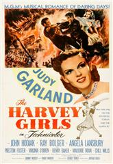 The Harvey Girls (1946) 1080p Poster