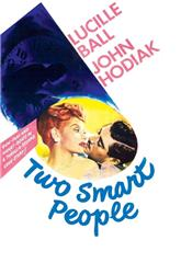 Two Smart People (1946) 1080p web Poster