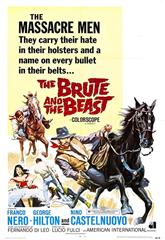 The Brute and the Beast (1966) 1080p Poster