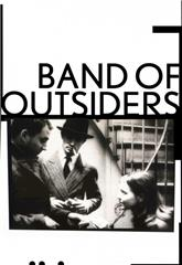 Band of Outsiders (1964) 1080p Poster