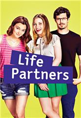 Life Partners (2014) bluray Poster
