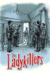 The Ladykillers (1955) 1080p bluray Poster