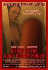 Attack of the Giant Blurry Finger (2021) 1080p Poster