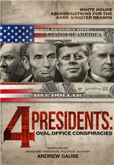 4 Presidents (2020) 1080p Poster