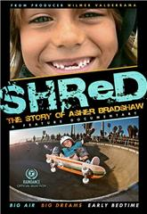 SHReD: The Story of Asher Bradshaw (2013) Poster