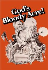 God's Bloody Acre (1975) Poster