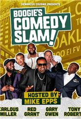 DeMarcus Cousins Presents Boogie's Comedy Slam (2020) Poster