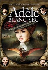 The Extraordinary Adventures of Adèle Blanc-Sec (2010) 1080p Poster