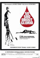 So Sad About Gloria (1975) Poster