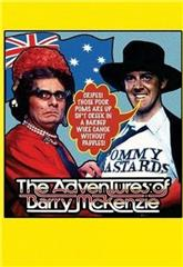 The Adventures of Barry McKenzie (1972) bluray Poster