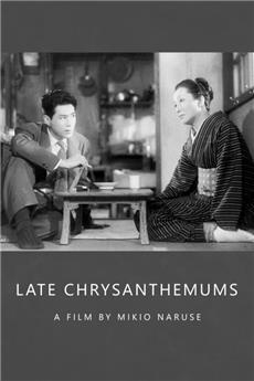 Late Chrysanthemums (1954) Poster